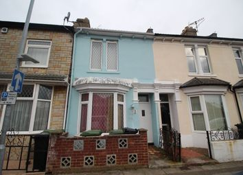 Thumbnail 5 bed terraced house for sale in Heidelberg Road, Southsea