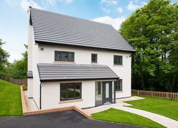 Thumbnail 5 bed detached house for sale in Shakerley Lane, Atherton, Manchester