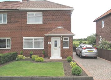 Thumbnail 2 bed semi-detached house to rent in Meadow Drive, Seaton Burn, Newcastle Upon Tyne