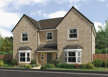 "Thumbnail 5 bed detached house for sale in ""Thames"" at Overdale Grange, Skipton"