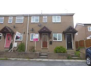 Thumbnail 2 bedroom flat to rent in Mill Meadow Close, Sothall, Sheffield