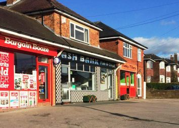 Thumbnail Retail premises for sale in Stoke-On-Trent ST2, UK