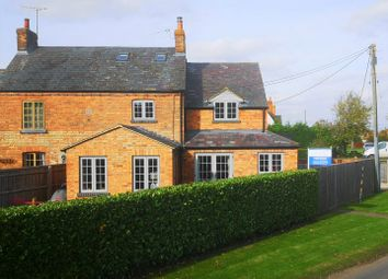 Thumbnail 4 bed semi-detached house for sale in The Green, Ludgershall, Aylesbury