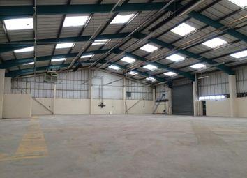 Industrial to let in Gelli-Hirion Industrial Estate, Pontypridd CF37