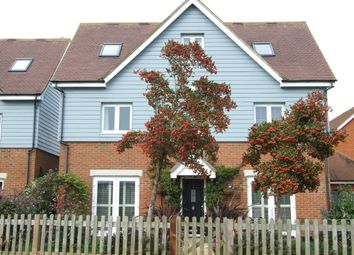 Thumbnail 5 bed detached house to rent in The Moors, Redhill