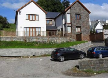 Thumbnail 4 bed detached house for sale in Manor Hall, Llanbadarn Fawr, Aberystwyth, Ceredigion