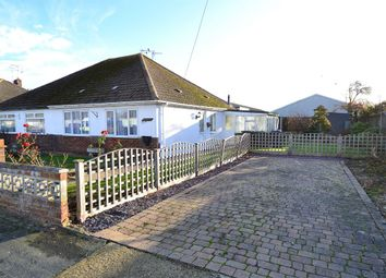 Thumbnail 2 bed semi-detached bungalow for sale in Goodwin Avenue, Whitstable