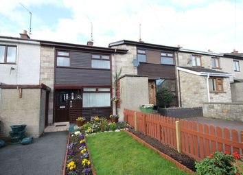 Thumbnail 3 bed terraced house for sale in Tirowen Drive, Lisburn