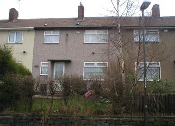 Thumbnail 3 bed terraced house to rent in Hyndley Road, Bolsover, Chesterfield
