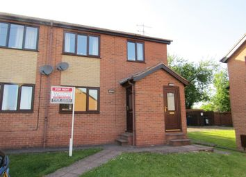 Thumbnail 1 bed flat to rent in Alford Close, Chesterfield