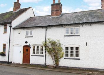 Thumbnail 2 bed cottage for sale in Main Road, Claybrooke Parva, Lutterworth