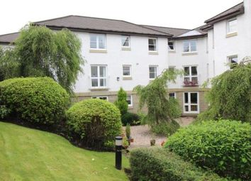 Thumbnail 1 bedroom flat to rent in Woodrow Court, Port Glasgow Road, Kilmacolm, Inverclyde
