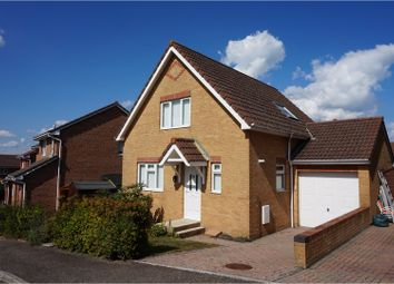 Thumbnail 3 bedroom detached house for sale in Kingslea Park, East Cowes