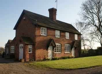 Thumbnail 4 bed detached house to rent in Hunscote Lane, Wellesbourne, Warwickshire