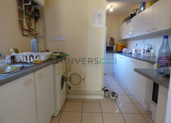 Thumbnail 6 bed terraced house to rent in Stretton Road, Leicester