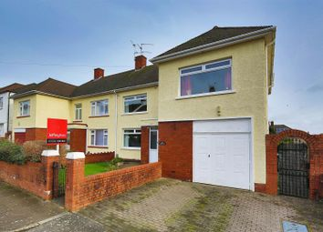 4 bed semi-detached house for sale in Barons Court Road, Penylan, Cardiff CF23
