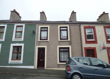 Thumbnail 2 bed terraced house for sale in Newry Street, Holyhead, Anglesey, .