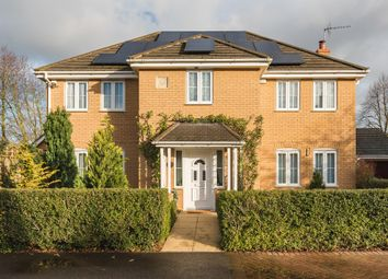 Thumbnail 5 bed detached house for sale in Dundee Court, Orton Northgate, Peterborough