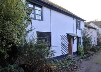 Thumbnail 2 bed terraced house to rent in Thorn Cottages, Combeinteignhead, Newton Abbot, Devon