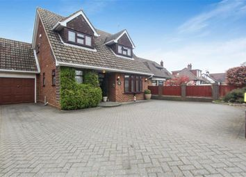 Thumbnail 4 bed detached house for sale in Rawreth Lane, Rayleigh, Essex
