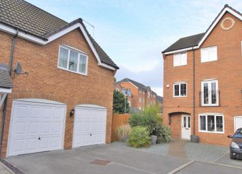 Thumbnail 4 bed end terrace house for sale in Grange Road, Bessacarr, Doncaster