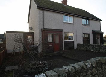 Thumbnail 2 bed semi-detached house for sale in Murrayfield, Gordon