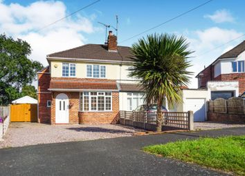 Thumbnail 3 bed semi-detached house for sale in Bhylls Crescent, Wolverhampton