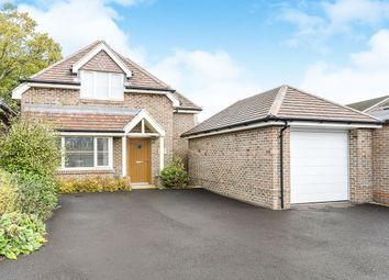 Thumbnail 4 bed detached house for sale in Portsmouth Road, Bursledon, Southampton