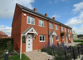Thumbnail 3 bed end terrace house for sale in The Maple, Harwood Homes, Great Oldbury