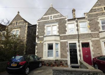 Thumbnail 2 bed flat for sale in Albert Road, Weston-Super-Mare