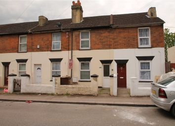 Thumbnail 2 bedroom terraced house to rent in Upper Luton Road, Chatham, Kent
