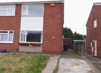 Thumbnail 3 bed semi-detached house for sale in Pinewood Avenue, Thurmaston, Leicester