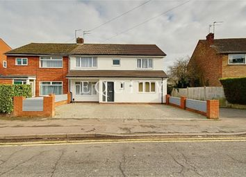Thumbnail 4 bed semi-detached house for sale in Tolmers Road, Potters Bar