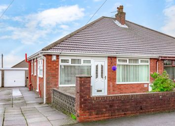Thumbnail 2 bed semi-detached bungalow for sale in Brookfield Road, Upholland, Skelmersdale