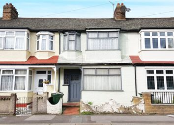 Thumbnail 3 bed terraced house for sale in Overton Road, Leyton