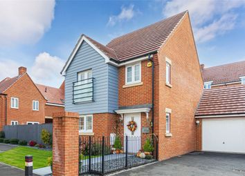 Thumbnail 3 bed detached house for sale in Gilmour Drive, Poole, Dorset