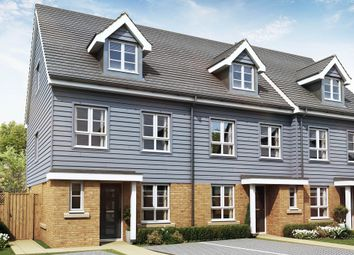 Thumbnail 3 bed terraced house for sale in Pretoria Road, Chertsey