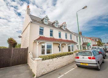 Thumbnail 4 bed semi-detached house to rent in Les Banques, St. Sampson, Guernsey