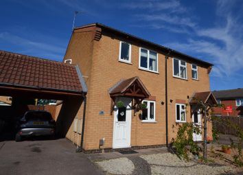 2 bed semi-detached house for sale in Moorland Road, Syston, Leicester LE7