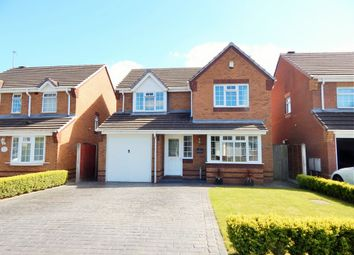 Thumbnail 4 bed detached house for sale in Kings Croft, Wimblebury