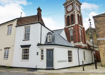 Thumbnail 2 bedroom town house for sale in Albion Place, Wisbech