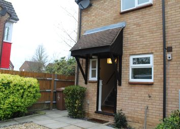 Thumbnail 2 bedroom end terrace house to rent in The Hedgerows, Stevenage