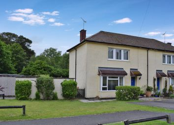 Thumbnail 2 bed semi-detached house for sale in Faircross, Hermitage, Thatcham