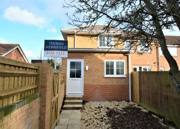 Thumbnail 1 bed maisonette for sale in Usk Way, Didcot