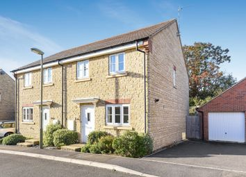 Thumbnail 3 bed semi-detached house for sale in Gilligans Way, Faringdon