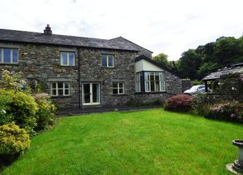 Thumbnail 3 bedroom barn conversion for sale in Helsington Laithes, Helsington, Kendal