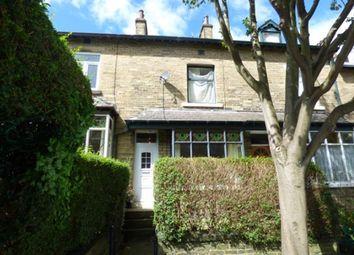 Thumbnail 3 bed terraced house for sale in Leyburn Grove, Shipley