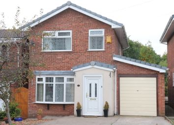 Thumbnail 3 bed detached house for sale in Balliol Way, Ashton-In-Makerfield, Wigan