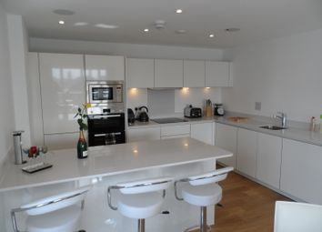 Thumbnail 3 bed flat to rent in Voysey Square, Bow, London