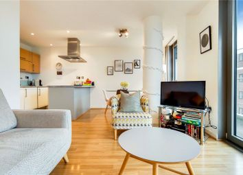 Thumbnail 2 bed flat for sale in Azura Court, 48 Warton Road, London